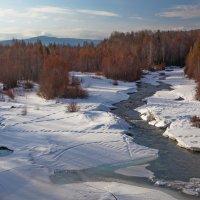 Быстрая река :: Анатолий Иргл