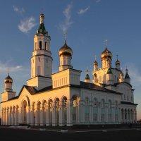 Троицкий собор. Рузаевка. Мордовия :: MILAV V