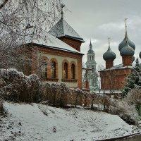 К вечеру прошел снег , надолго-ли ? :: Святец Вячеслав