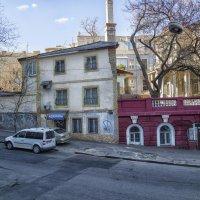 Одесские домики. :: Вахтанг Хантадзе
