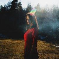 Душа леса :: Анастасия Рыжова