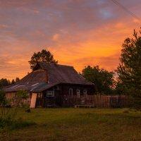 Дом на хуторе :: Alexander Petrukhin