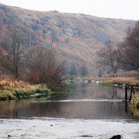осень на реке :: Михаил