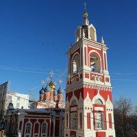 колокольня обновленная или освященная солнышком :: Олег Лукьянов