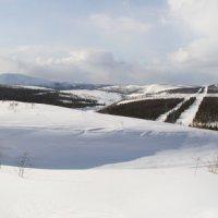 с высоты гор :: Natalia Petrenko