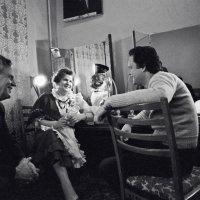 Николай Еременко (старший), Николай Еременко (младший) и супруга и мама :: Юрий Иванов