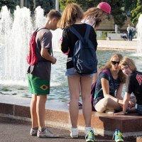эти загадочные подростки :: Олег Лукьянов