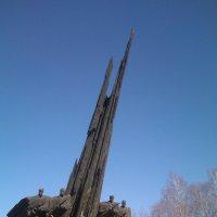 Памятник братству по оружию :: Tarka