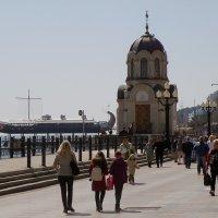 Часовня Исповедников и Новомучеников Российских :: Александр Рыжов