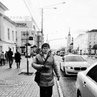 Пеший инспектор :: Светлана Шмелева