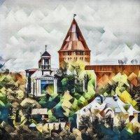 СКАЗОЧНАЯ РУСЬ... :: Алексей Лебедев