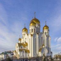 Храм Рождества Христова :: Сергей Щербинин