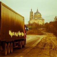 касимов -москва :: Валерий Гудков
