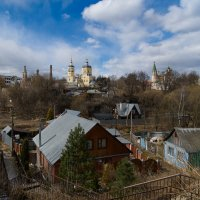Старый город Серпухов :: Сергей Калистратов