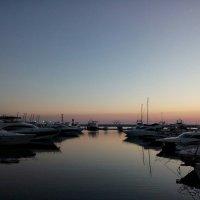 Закат на море :: Дарья Fox