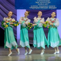 Танцевальный конкурс :: Сергей Черепанов