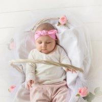 Малышка в корзинке :: Ирина Вайнбранд