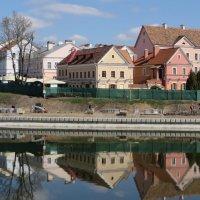 Город в отражении! :: Ирина Олехнович