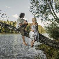 """Кадр из фотофильма """"My photo... life... love..."""" :: Сергей Гаварос"""