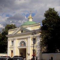 Надвратная церковь :: Светлана