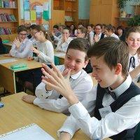 На уроке... :: Дмитрий Иванцов