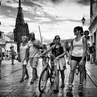 Хорватский променад :: Dan Berli