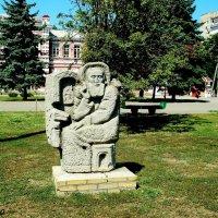 Азов. Городской декор :: Нина Бутко