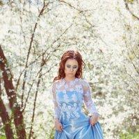 весна :: Елена Переварюха