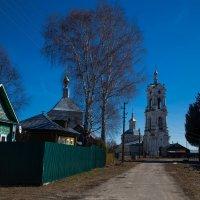храм на реке гусь :: Валерий Гудков