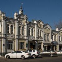 На улицах старого Бийска :: Sergey Miroshnichenko