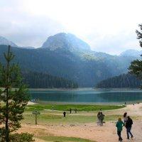 Черное озеро :: Елена Даньшина