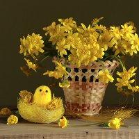 Солнечные цветы. :: alfina