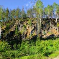 Карельские пейзажи :: Андрей Кротов