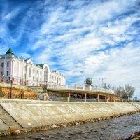 прогулка по Красноярску :: Дмитрий Брошко