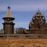 Деревянный храм :: Aнна Зарубина