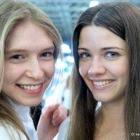 и двойною красотой был сражен :: Олег Лукьянов