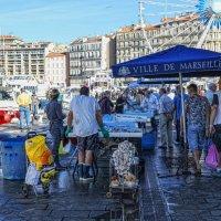 Рыбный рынок. Марсель :: Владимир Леликов