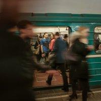 метро :: Nurga Chynybekov