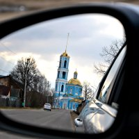 Взгляд назад... :: Михаил Столяров