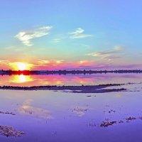 Большая вода :: юрий Амосов
