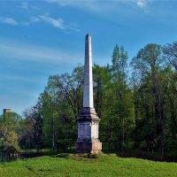Чесменский обелиск... :: Sergey Gordoff