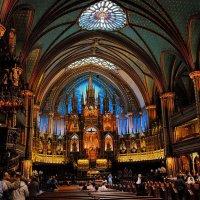 Notre-Dame de Montreal. :: Надя Кушнир