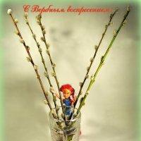 С Вербным воскресением! :: Андрей Заломленков