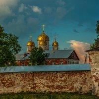 Можайск. Лужецкий монастырь. :: Alexander Petrukhin