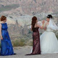 Турецкая свадьба , Турция , Каппадокия :: Олег Гулли