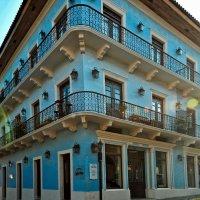 В колониальной части Панама Сити :: Alexander Dementev