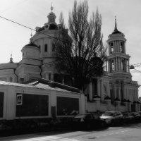 Храм св. Мартина на Таганке :: Алексей Казаков