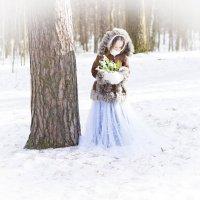 В лес за подснежниками :: Ирина Вайнбранд