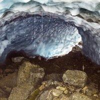 Glacial tunnel :: Aleksandrs Rosnis