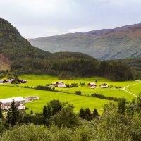 Норвежские луга. :: Aleksandrs Rosnis